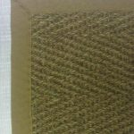Coir Herringbone with Natural Binding