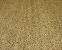 Coir PVC backed 17mm