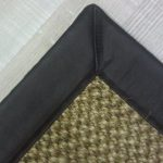 Oriental Topax with Chocolate Leather Binding